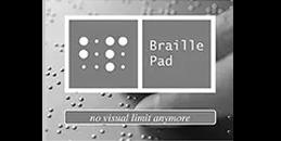 Braillepad client
