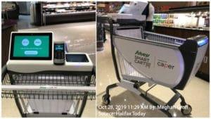 Smart Carts - Sobeys