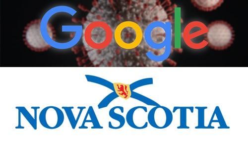 Google Social Mobility - Corona Virus