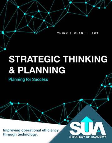 Strategic thinking and planning course image