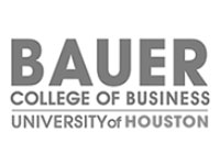 Bauer College of Business University of Houston Logo