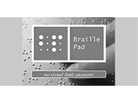 Braillepad logo