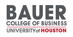 bauer College of Business - University of Houston Logo