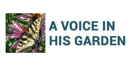 A voice in his garden ministries - logo