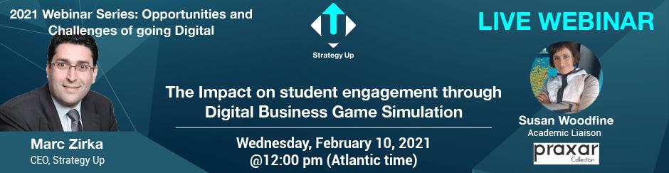 Live Webinar - Susan Woodfine - Strategy Up - February 2021