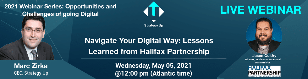 Jason Guidry - Halifax Partnership Webinar Banner